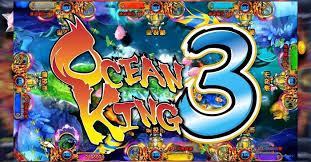 เกมยิงปลา ocean king เกมยิงปลารูปแบบใหม่สุดมัน