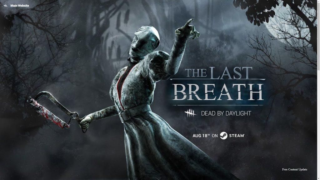 แนะนำเกม DBD : The Last Breath Chapter