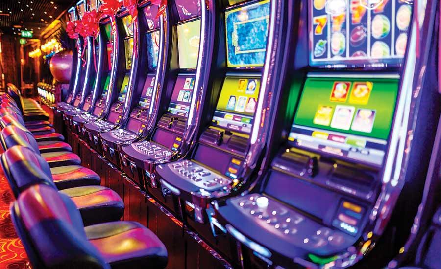 มาทำความรู้จัก Slot Machines