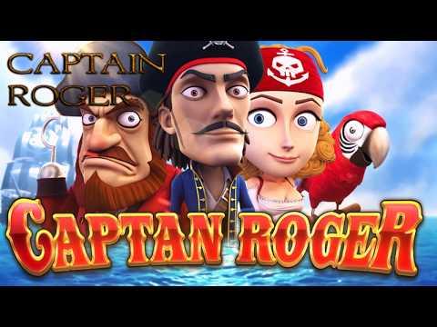 แนะนำเกม Captain Roger ใน Slotxo