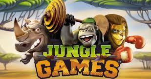 รีวิวสล็อตออนไลน์ JUNGLE GAMES
