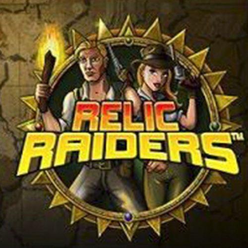 รีวิวสล็อตออนไลน์ RELIC RAIDERS