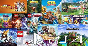 เกมแนวครอบครัวในระบบของ PlayStation