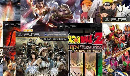 แนะนำเกมแนวสวมบทบาท PSP ที่น่าเล่น
