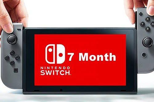 7 เกมยอดฮิตใน Nintendo Switch