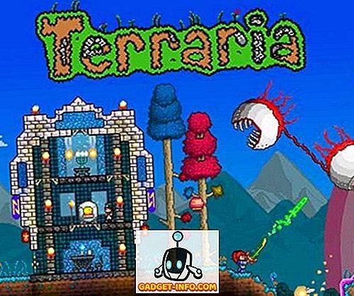 เกมส์อินดี้น่าเล่น Terraria