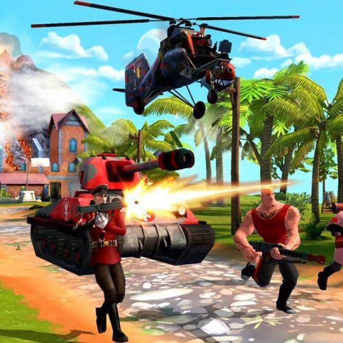 เกม Multiplayer Team Fortress 2 สเปกต่ำก็เล่นได้