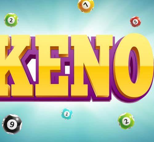 รูปแบบของการทายคีโน Keno Online